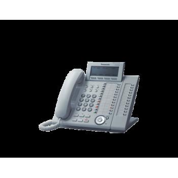 Teléfono  Panasonic IP propietario modelo KX-NT346X