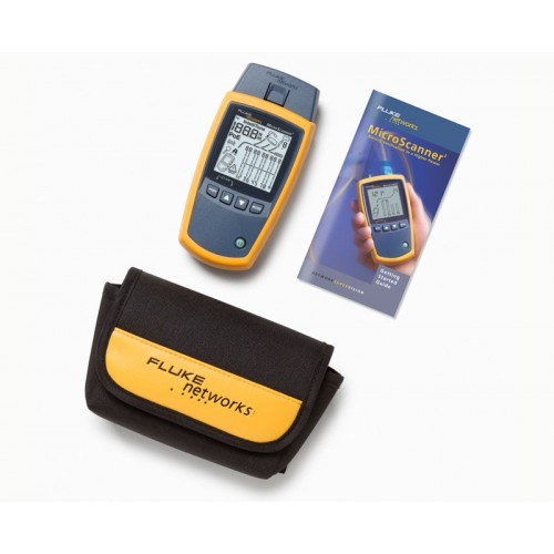 MS2-100 Verificador de cable Fluke Networks