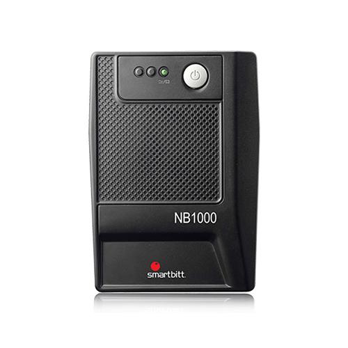 SBNB1000USB No-Break 1000VA/500 Watts 6 contactos RJ-1 software Smartbitt