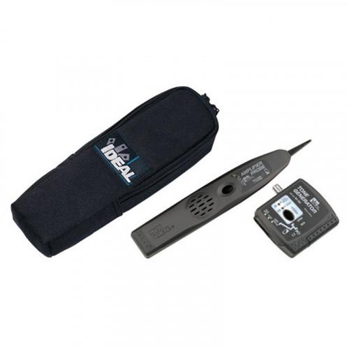 33-864 Kit Profesional de generador y amplificador de tonos color negro IDEAL