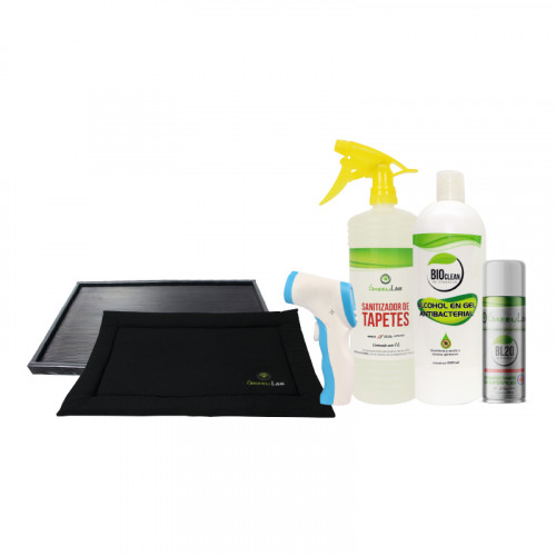 Kit Sanitizante GreenLab