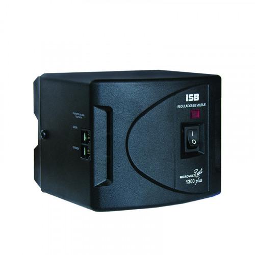 Regulador de voltaje de 1300 VA 120V ISB
