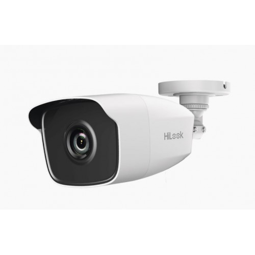 Cámara Bala TURBO HD 720p, Gran Angular 92 grados, Lente 2.8 mm  HiLook